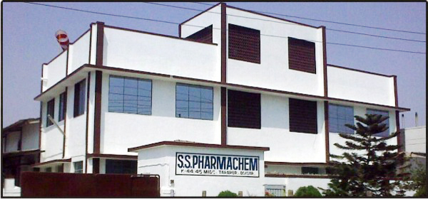 S.S.Pharmachem - bulk drugs, drug intermediates, chemicals, diphenhydramine, mephenesin, dimenhydrinate, basic drugs, pharmaceuticals, manufacturer, india.